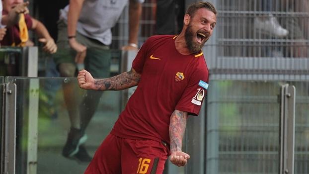 Italiano: Melhores momentos de Roma 3 x 2 Genoa