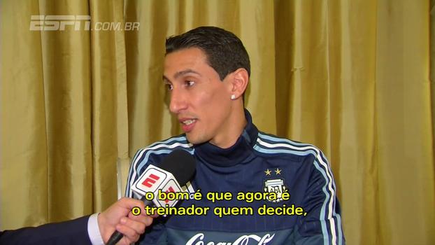Di Maria analisa discussão entre Neymar e Cavani no PSG: 'Bom que agora é o treinador quem decide'