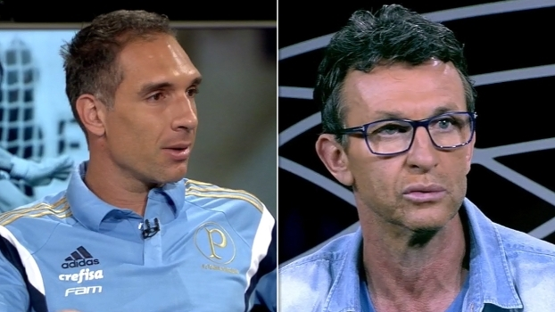 Bola da Vez Especial: Prass e Neto revelam futuro - presidente do Corinthians e estudante de exatas