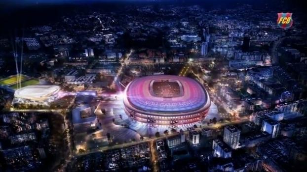 Veja como será o Novo Camp Nou, tido como o 'melhor estádio do mundo'