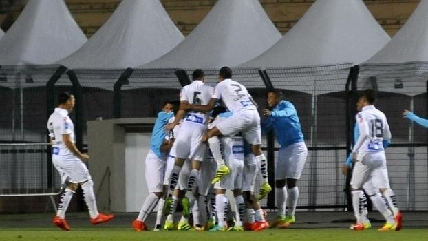 Brasileiro: Gols de Santos 3 x 2 Santa Cruz