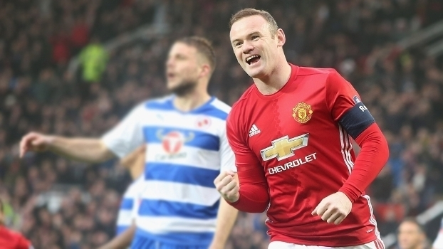 Copa da Inglatera: Gols de Manchester United 4 x 0 Reading