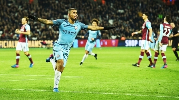 Premier League: Gols de West Ham 0 x 4 Manchester City