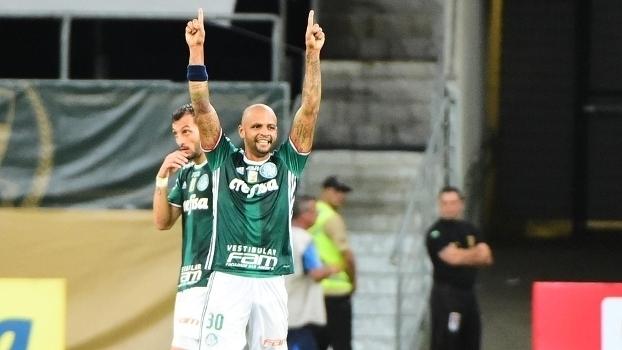 Paulista: Gols de Palmeiras 2 x 0 Mirassol