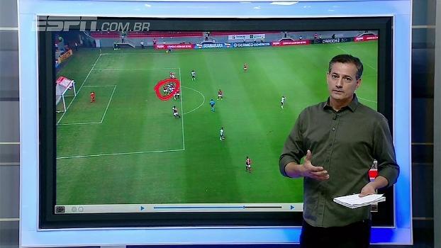 Sálvio comenta erros absurdos em Flamengo x Vasco e diz: 'Pare de apitar, Luis Antônio'
