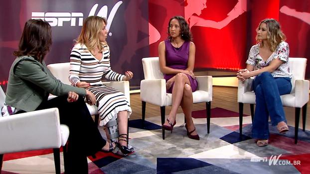 Olhar espnW desta quarta conversa com promotora para abordar a violência doméstica
