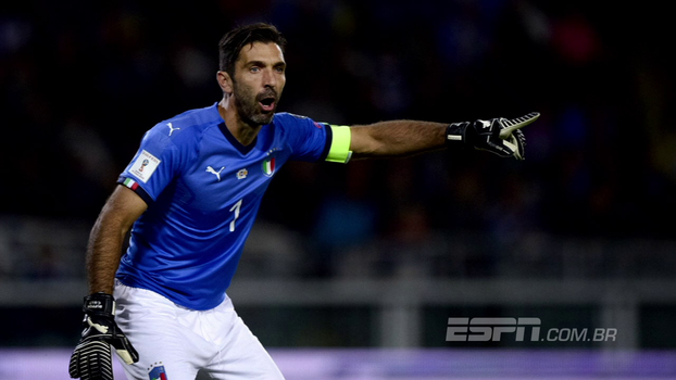 Gianluigi Buffon: veja o que a Copa do Mundo perde se a Itália não se classificar
