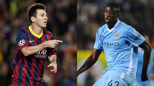 Comentaristas do 'Fora de Jogo' analisam Barça x City; Para Alê e Bertozzi, Yaya Touré pode decidir duelo