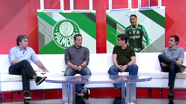 Gabriel Jesus é o jogador com maior potencial no Brasil e candidato a melhor do Brasileiro, diz Unzelte