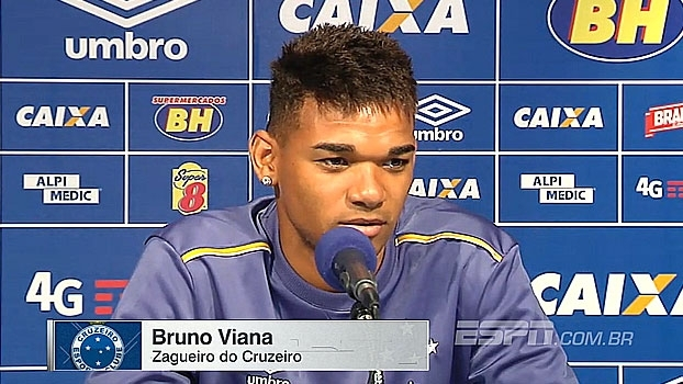 Bruno Viana: 'Passamos por momento ruim, mas agora colhemos os frutos bons'