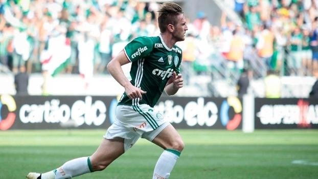 Brasileiro: Gol de Palmeiras (campeão) 1 x 0 Chapecoense