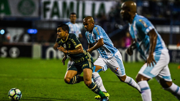 Brasileiro: Gols de Avaí 2 x 1 Palmeiras