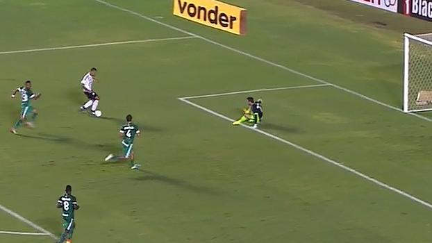 Série B: Gol de Goiás 0 x 1 Figueirense