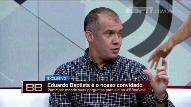 Para Eduardo Baptista, Paulinho muda característica do Barcelona: 'Não é o jogador que tem a posse'