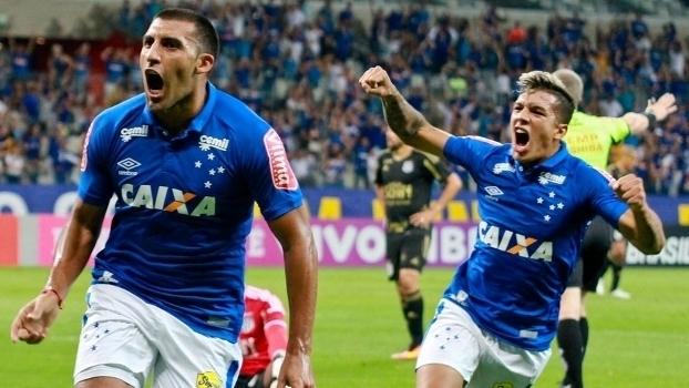Brasileiro: Gols de Cruzeiro 2 x 0 Ponte Preta