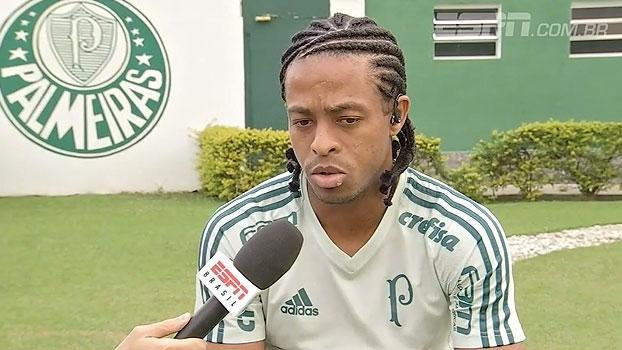 Keno fala sobre outras propostas e revela motivo de ter escolhido Palmeiras: 'Coisa de outro mundo'
