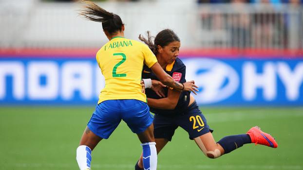 Brasileira Fabi comenta diferenças entre Vadão e Emily na seleção