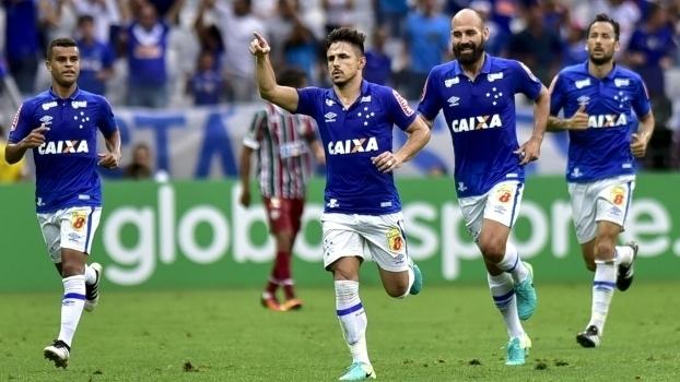 Brasileiro: Gols de Cruzeiro 4 x 2 Fluminense