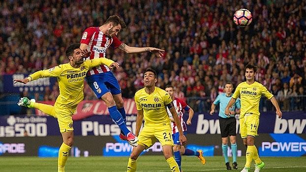Assista ao gol da vitória do Villarreal sobre o Atlético de Madri por 1 a 0!