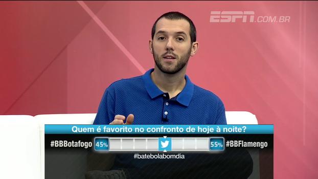 Por temporada 'indiscutivelmente melhor' e desfalques, Hofman vê Botafogo como favorito na partida contra o Flamengo