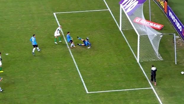 Há 3 anos, Alex fez gol no apagar das luzes, e Coritiba superou Grêmio em plena Arena