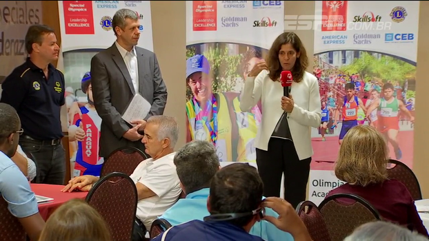 Rio de Janeiro entra no calendário de eventos da Special Olympics