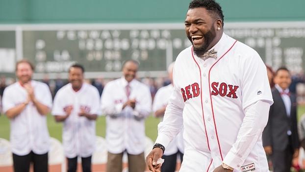 Para a eternidade: David Ortiz tem número aposentado pelo Boston Red Sox
