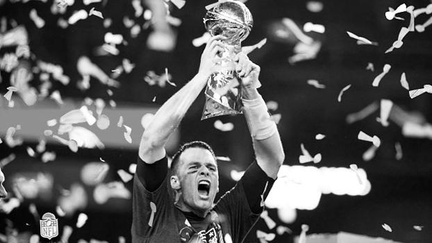 De campeões para campeão, LeBron, Phelps, Serena e Spieth prestam homenagem ao 'eterno' Tom Brady