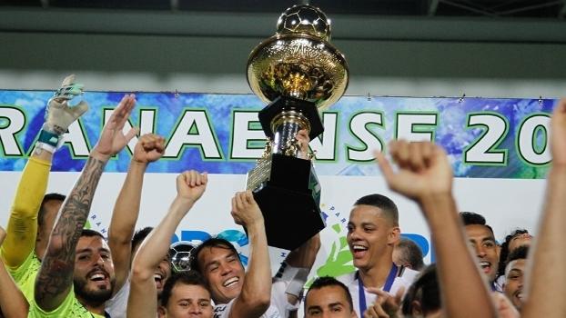 Coritiba vence estadual pela 38ª vez em sua história; veja belas imagens do campeão paranaense