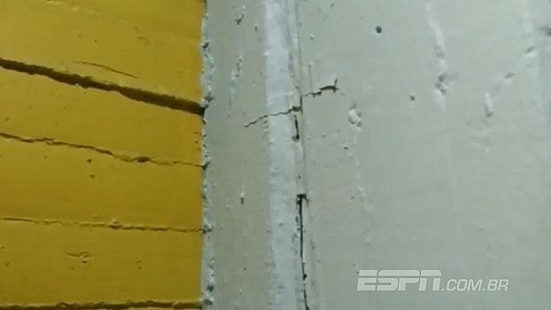 Veja a Bombonera, estádio do Boca Juniors, balançando durante jogo do time argentino