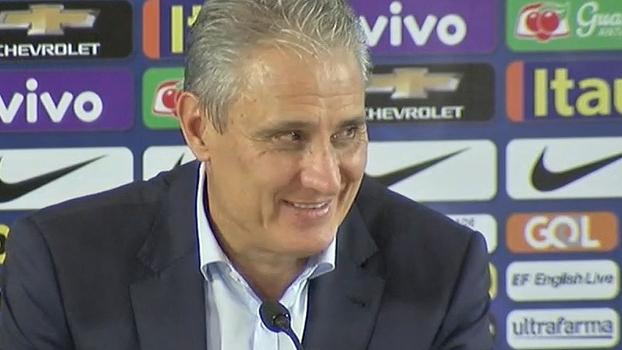 Tite analisa atuação contra o Paraguai, vê amadurecimento e destaca espírito de equipe
