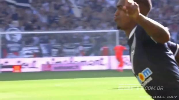 Malcom marca, Bordeaux busca empate em casa com o Nantes