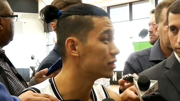 Agora no rival de onde vitou 'Linsanity', Jeremy Lin projeta: 'Posso ser eu mesmo'
