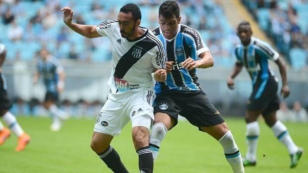 Resultado de imagem para Ponte Preta x Grêmio