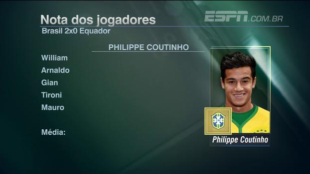 'Linha de Passe' avalia meio-campistas da seleção brasileira; veja as notas