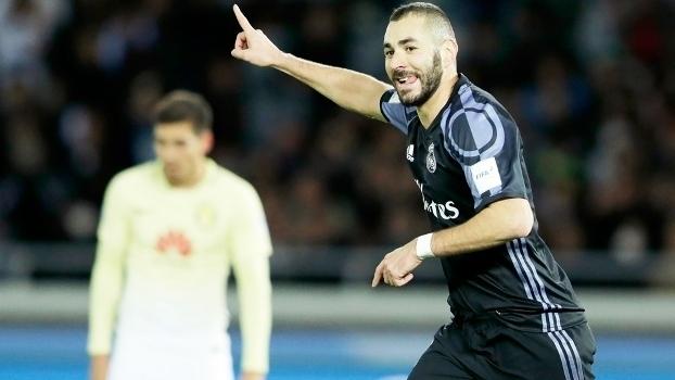 Veja os gols da vitória do Real Madrid sobre o América-MEX por 2 a 0