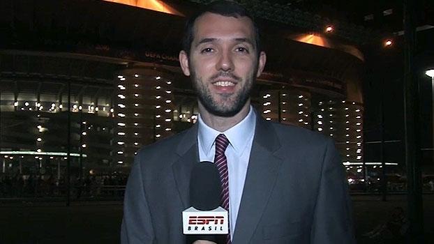 Direto de Milão, Hofman fala sobre final da Champions: 'Senti a dor do torcedor do Atlético'