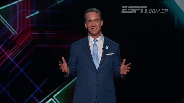 ESPYS 2017: Peyton Manning faz abertura divertida com direito a piada sobre Kevin Durant