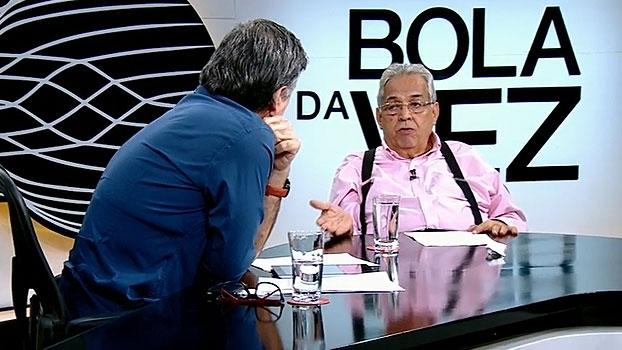 Eurico Miranda opina sobre Ricardo Teixeira, José Maria Marin e Marco Polo Del Nero