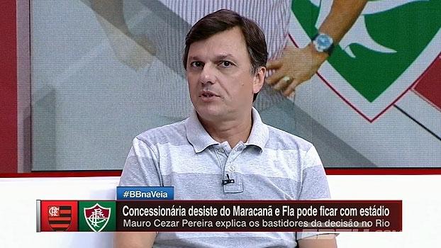 Mauro explica desistência de Lagadrère em comprar o Maracanã