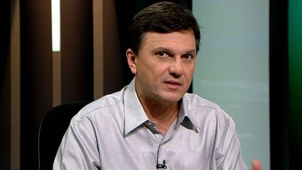 Mauro critica atitude de Camilo: 'É uma falta de noção do seu próprio tamanho'