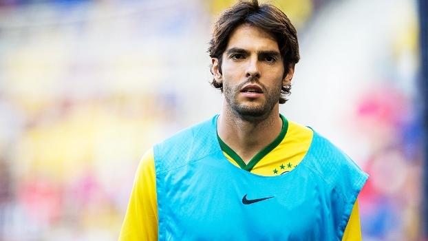 Kaká espera jogar bem no Orlando para voltar à seleção brasileira
