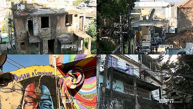 Comunidade em risco: Morro da Providência sofre com 'defensoria olímpica'