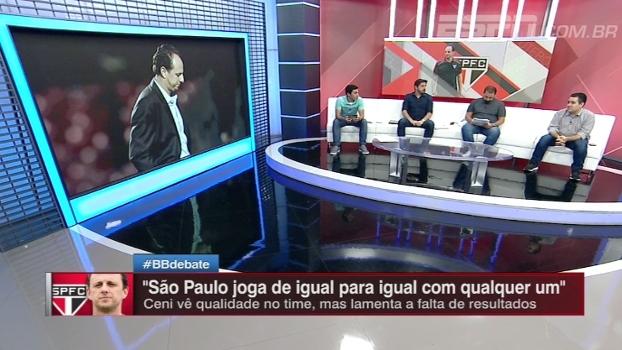 Irregularidade tricolor: Alê Oliveira e Léo Bertozzi analisam São Paulo no Brasileiro