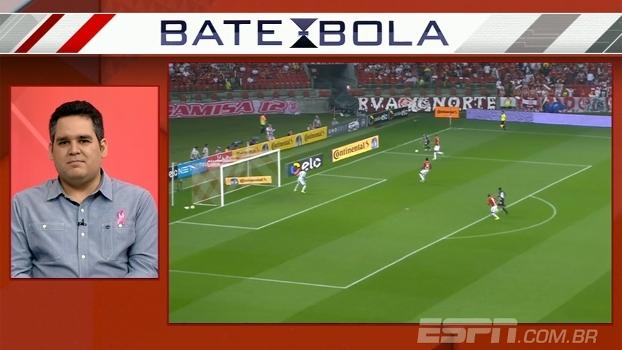 Bertozzi: 'Inter poderia ter vencido. Atlético-MG prevaleceu no talento de alguns jogadores'