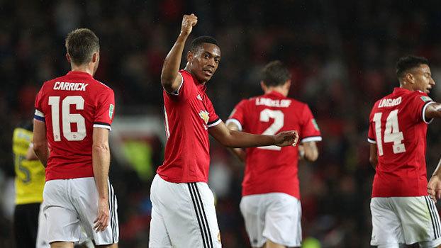 Assista aos melhores momentos da vitória do Manchester United sobre o Burton Albion por 4 a 1!