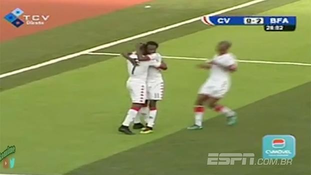 Burkina Faso vence Cabo Verde e assume liderança do grupo D das Eliminatórias Africanas