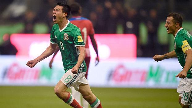 Assista aos melhores momentos da vitória do México sobre o Panamá por 1 a 0!