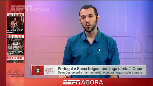 Hofman destaca regulamento antes confronto direto no Grupo B: 'Se Portugal vencer a Suiça, vai direto para a Copa'