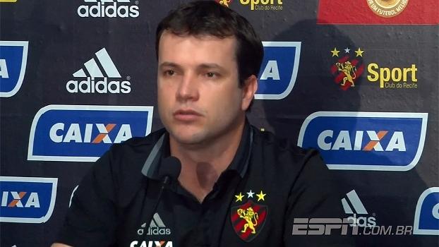 Milton Cruz fala em evolução no Náutico; Daniel Paulista revela que seleção observa Diego Souza e Rithely